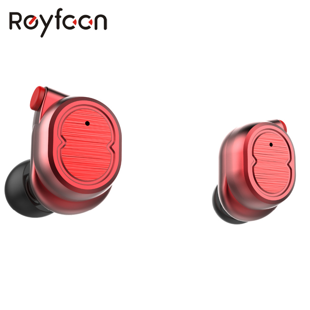 Touch Control TWS Earbuds Wireless Bluetooth 5.0 Earphones Mini Headsets Sport Twins Headphone