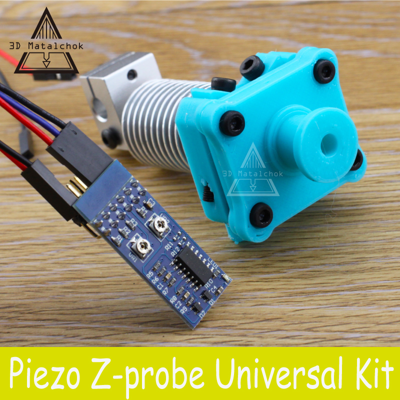 New!Precision Piezo Z-probe Universal Kit Z-probe for 3D printers BL Touch Auto Bed Leveling Sensor BLTouch 3D Touch Kossel цены