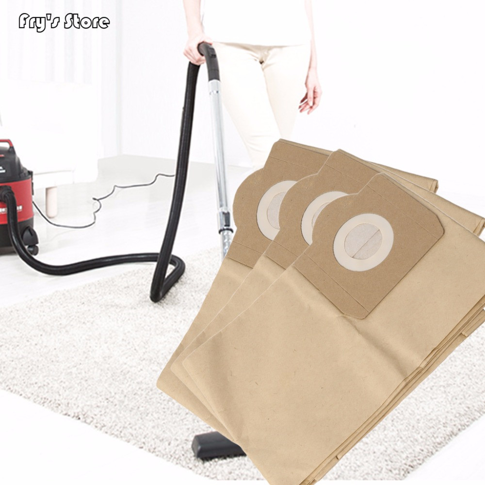 Fry's Store Universal Vacuum Cleaner Bags Paper Dust Bag Replacement For Rowenta ZR814