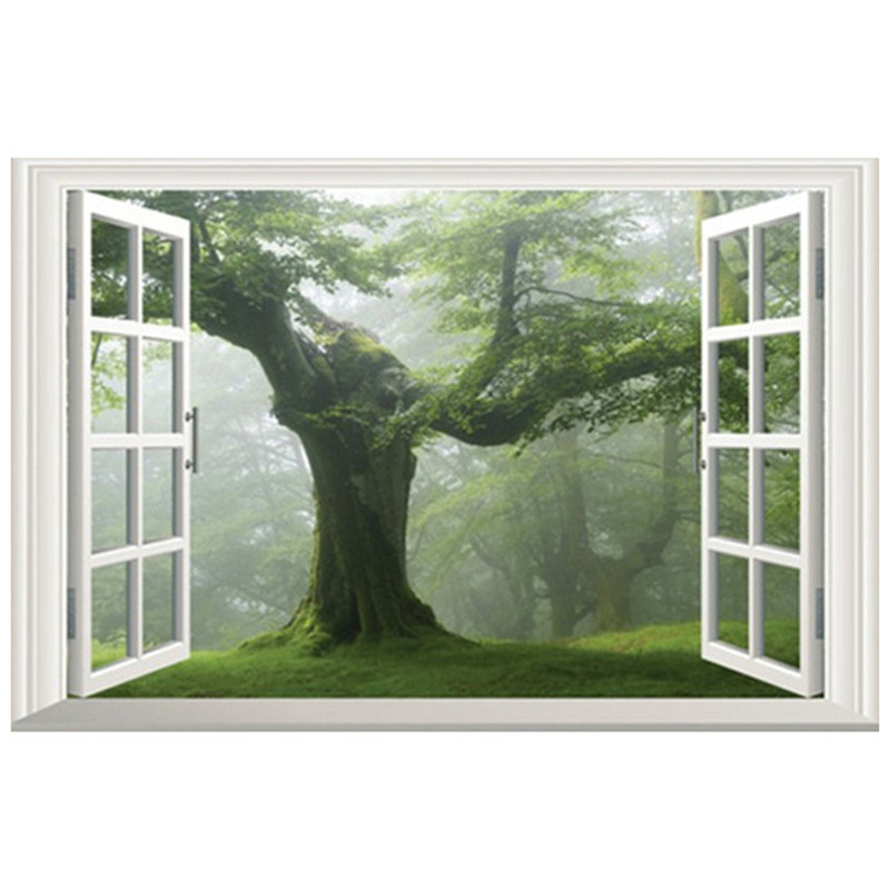 Fake Window For Office : Fake window promotion shop for promotional on