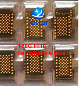 128GB Hardisk HHD NAND flash memory IC chip For iPhone 6 plus 5 5