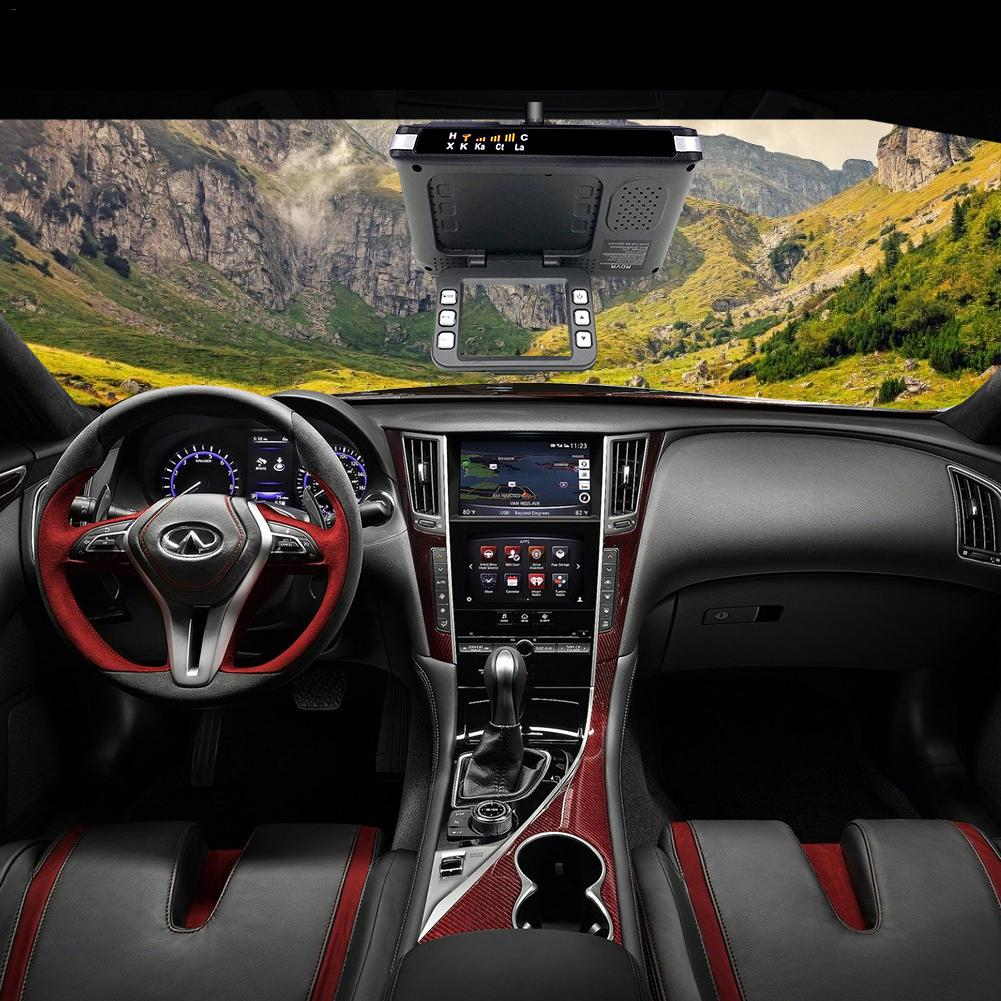 Image 5 - New Auto Car Dash cam 2 In 1 720P DVR Cam Mobile Velocity Radar Car Camera Recorder In Dash Camera Accessories-in DVR/Dash Camera from Automobiles & Motorcycles