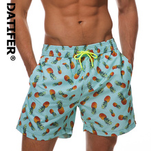 Datifer Hot Man Surf Board Shorts Quick Dry Shorts