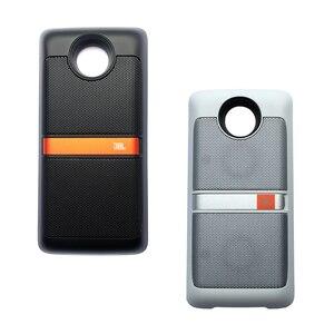 Image 2 - SoundBoost dla motorola moto Z4 Z3 zagraj w Z2 Force Droid Z odtwarzaniem telefonu adsorpcja magnetyczna moto mods głośnik shell
