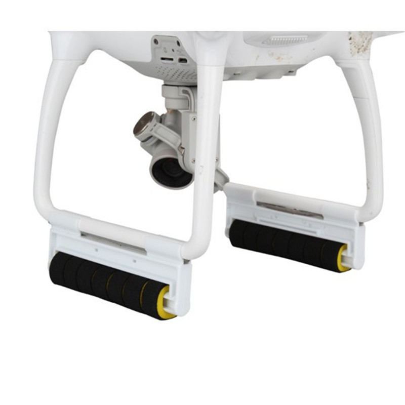 New Arrival For DJI Phantom 4 RC Quadcotper Spare Parts Heighten Foot Stool Tripod Lead Frame For RC Quadcopter Part