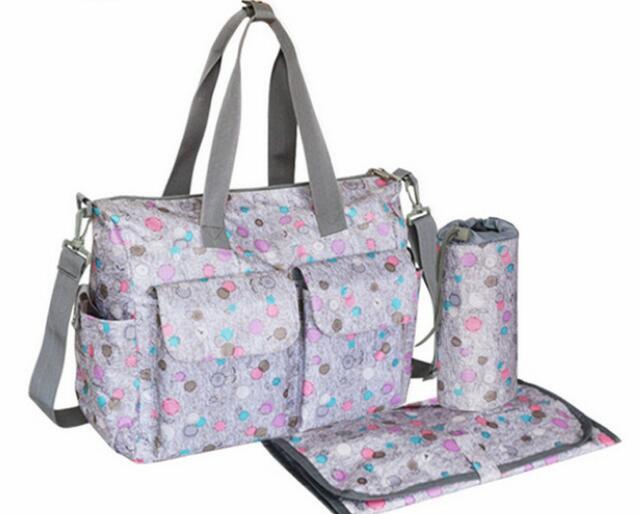 Baby diaper bags nappy mummy stroller maternity multifunctional bolsa maternidade handba ...
