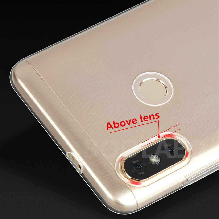 Мягкий чехол из ТПУ для Xiaomi Redmi Note 4X5 4 5a 6 6a рro рrime S2 4a Pocophone F1 mi 6 mi x 2 s 2 5x A1 A2 8 lite SE 6X чехол