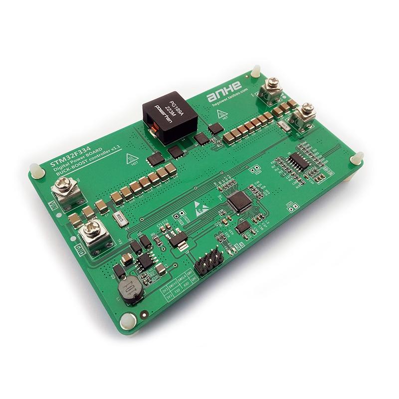 STM32F334 Digital Power Development Board BUCK-BOOST Boost-Buck Converter