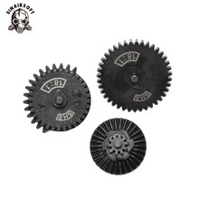SINAIRSOFT 18:1 Original Torque Speed Gear Set For Ver.2 / 3 AEG BB Airsoft Gearbox Shooting Hunting Paintball Accessories