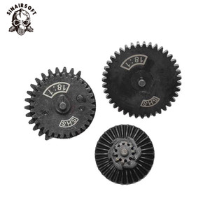 Image 1 - SINAIRSOFT 18:1 Original Torque Speed Gear Set For Ver.2 / 3 AEG BB Airsoft Gearbox Shooting Hunting Paintball Accessories