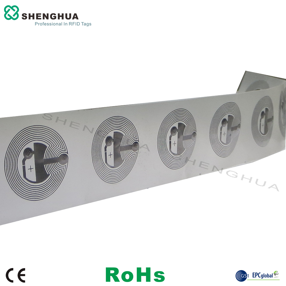 10pcs/pack 13.56 Mhz Rfid Tag For Nfc Customer Loyalty
