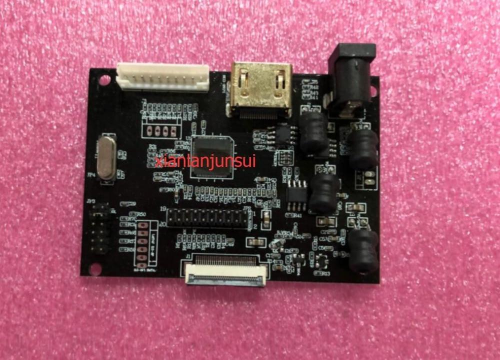 EDP 30pin HDMI Raspberry Pi Driver Board for LP156WF4 SPB1 Screens     - title=