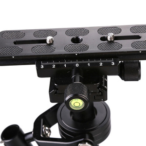 Image 5 - S40 + 0.4M 40CM אלומיניום סגסוגת כף יד עוזר צלם מייצב Steadicam עבור Canon ניקון AEE DSLR וידאו מצלמה