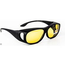 f69ed36512fe3 Noite de condução polarizada fitover fit sobre óculos de sol bloco alto  feixe luz desgaste em prescrição óculos