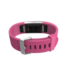 Soft Silicone Replacement Strap For Fitbit Charge 2