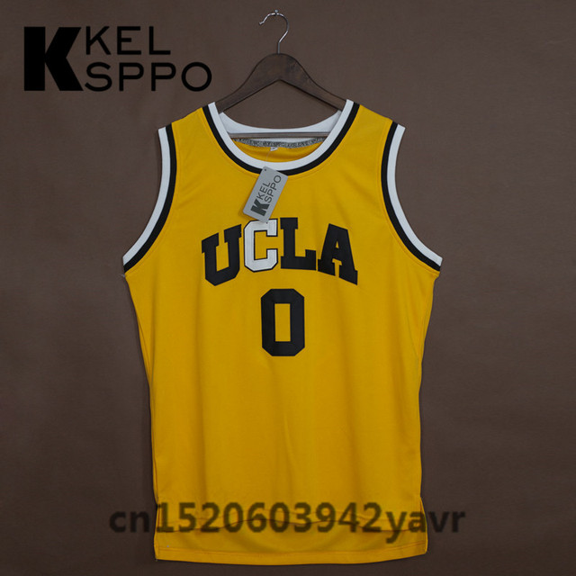 new product 3ebea fca95 greece russell westbrook throwback jersey 285b9 f43a0
