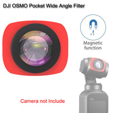 DJI OSMO Pocket Wide Angle Filter Ultra Wide Widening Lens Magnetic Advanced цена и фото