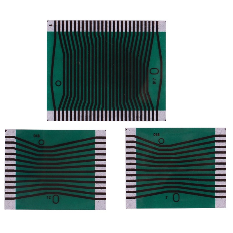 3pcs-set-For-Mercedes-Benz-Instrument-Cluster-Pixel-Display-Repair-Ribbon-Cable-MB-W210-W202-Full