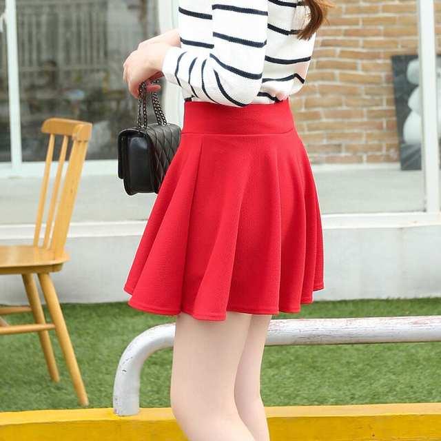 N. POKLONSKAYA 2017 letnie spódnice dla kobiet Mini spódnica