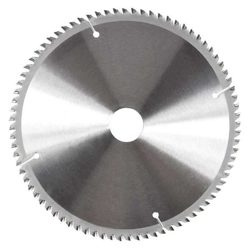 THGS 210mm 80T 30mm Bore TCT Circular Saw Blade Disc For Dewalt Makita Ryobi Bosch