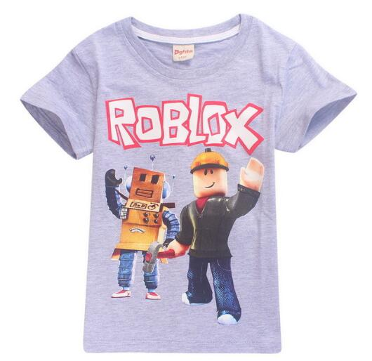 New Childrens Day Kids Boys T Shirt Girls Tops Tees Cartoon Tshirt