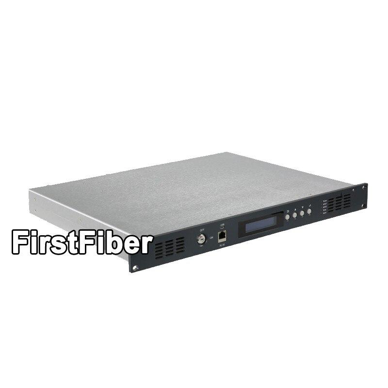 CATV 1310nm Optische Sender, 2 mW zu 30 mW für option, Direkt licht intensität modulation, dual power versorgung-in Glasfaser-Ausrüstungen aus Handys & Telekommunikation bei AliExpress - 11.11_Doppel-11Tag der Singles 1