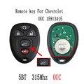 Пульт дистанционного управления для GMC  Acadia  Savana  Sierra  Yukon XL  1500  2007  2008  2009  2010  2011  2012  2013  2014  15913415  2 шт.