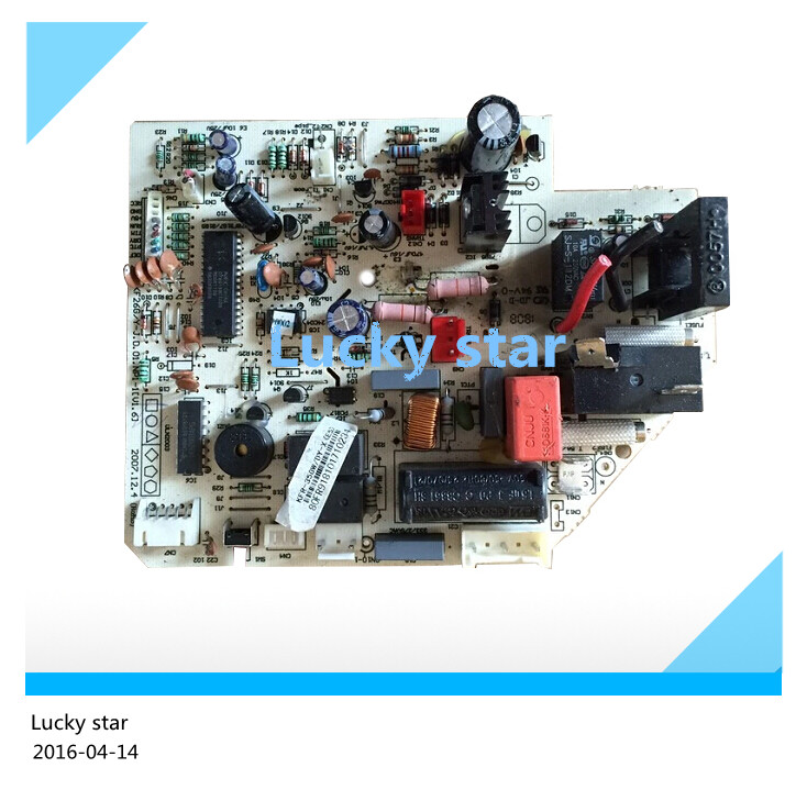 95% new for Air conditioning computer board circuit board KFR-23/26/35GW/DY-X(E5) good working indoor air conditioning parts mpu kfr 35gw dy t1 computer board kfr 35gw dy t used disassemble