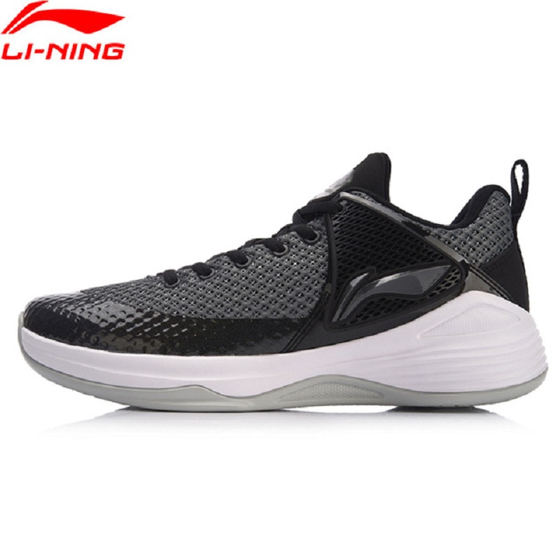 Li-Ning 2018 Men SHADOW On Court Basketball Shoes Wearable Li Ning Anti-Slippery Sports Shoes Fitness Sneakers ABPN011 цена
