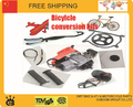 conversion kits bicycle gasoline engine chain drive free shipping
