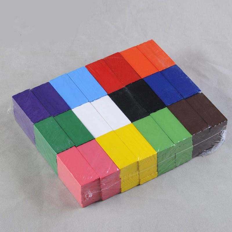 120 шт./компл. цветные Обучающие игрушки домино детские деревянные цветные блоки наборы раннего обучения домино обучающие игры детские подарки