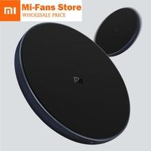 Xiaomi cargador inalámbrico WPC01ZM 10W MAX, carga rápida, tipo C, para iPhone, Samsung, huawei, en stock