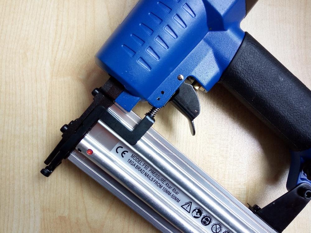 pneumatinis nagų pjaustytuvas F50-B, tiesus nagas, tiesus nagas, - Elektriniai įrankiai - Nuotrauka 4