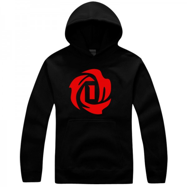 Bulls no1 derrick rose logo pullover hoodie sweatshirt in bulls no1 derrick rose logo pullover hoodie sweatshirt voltagebd Choice Image