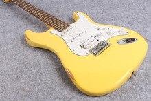 Benutzerdefinierte relic e-gitarre ST, Aged kundenspezifische Gitarre, St guitarra, Freies verschiffen