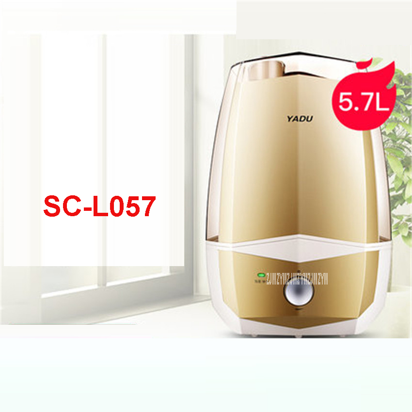 SC-L057 220V/50hz Home large capacity mute office bedroom pregnant women mini fragrance machine Mist Discharge humidifier280ml/h tp760 765 hz d7 0 1221a