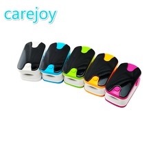 Hot sale New Arrival *MEDCERT* Finger Pulse Oximeter Spo2/PR Fingertip Oxygen Monitor SPO2 PR, AA+Home Health Care Goods