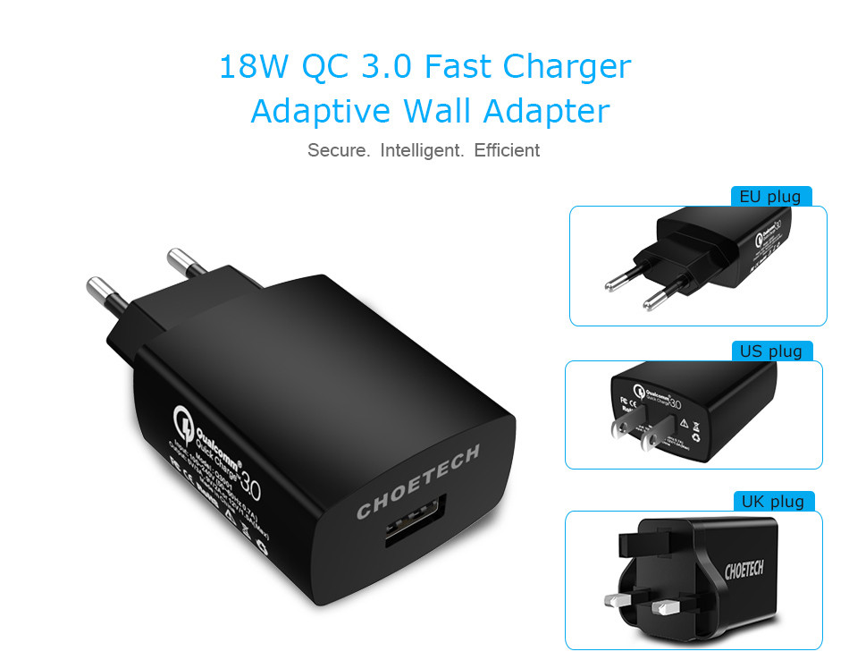 Quick Charge 3.0 Charger