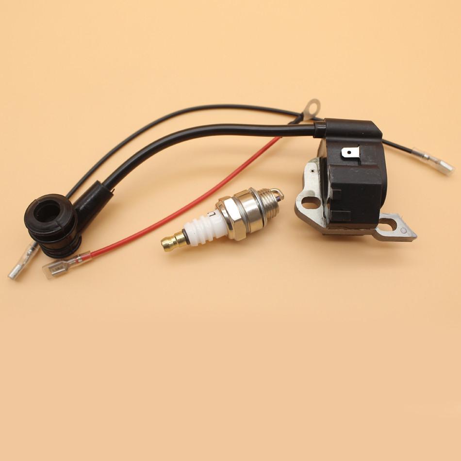 Bobina de ignição vela de Ignição Para MOTOSSERRA STIHL 017 018 ... 5125a68454