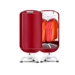 Asciugatrici Doppio-strato di Isolamento domestico Elettrico Portatile Schermo Rotondo 15 kg di Macchine di Essiccazione Mute Anti-caduta Vestiti