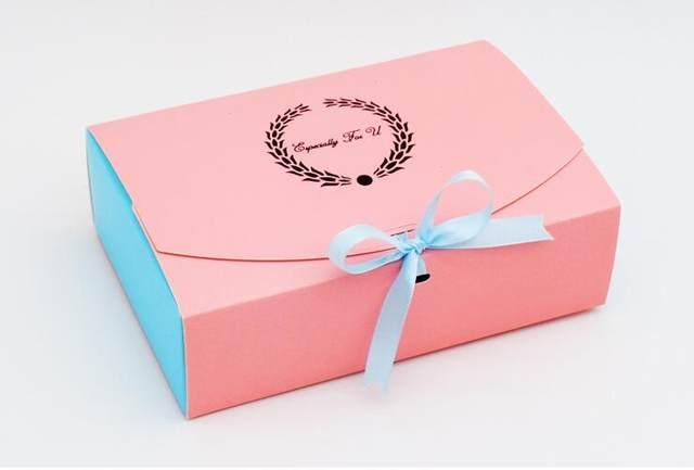 Online shop bi color paper gift cake packaging boxes wholesale image negle Gallery