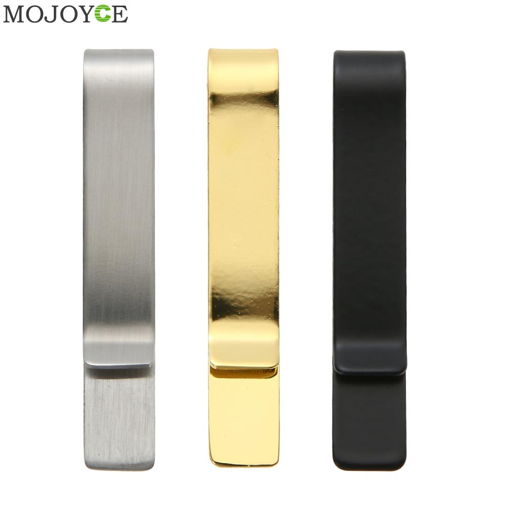 Top Quality Metal Money Clips Wallet Folder Clip Collar 100% Stainless Steel Wallet Cash Card Money Holder Bill Clip пижама с шортами с рисунком