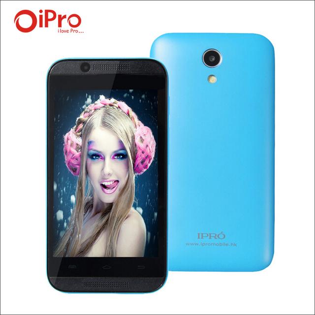 Original Onda 4.0 Android 4.4 MTK6572 Dual Core Móviles IPRO teléfono Ram 512 M Rom 4G Smartphone SIM Dual 1500 mAh Teléfono Celular