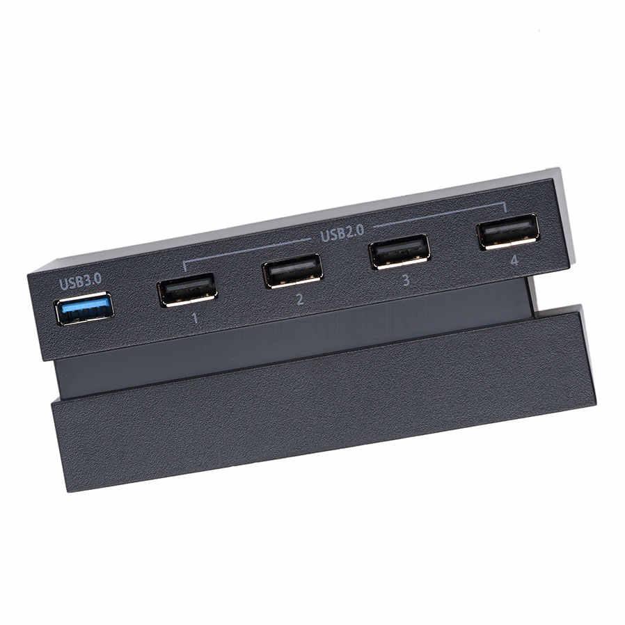 Kebidumei для PS4 Интимные аксессуары play station 4 консоли USB хаб с 3.0 высокая Скорость & 2.0 USB адаптер для playstation 4 USB HUB