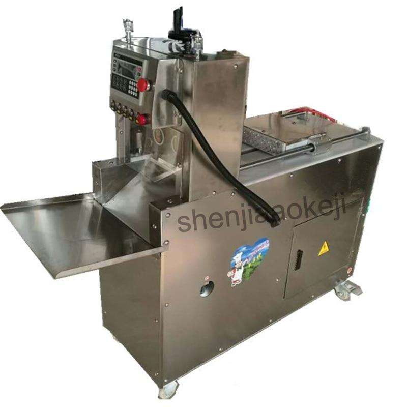 Automatic Mutton Slicer meat cutting machine meat slicing machine chicken beef cutter 1pc