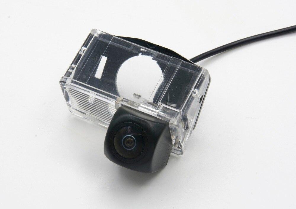 Olho de Peixe HD 1080 P Câmera MCCD Para Toyota Corolla Sedan 2007 2008 2009 2010 2011 2012 2013 Traseira Do Carro de Backup visão Da Câmera À Prova D' Água