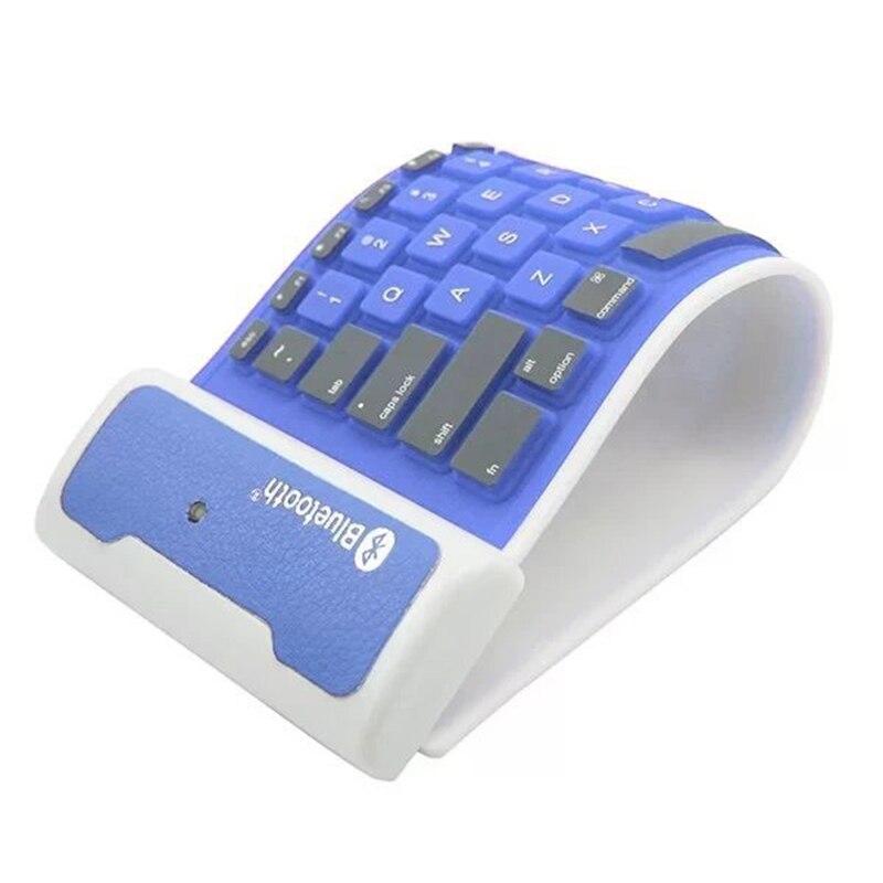 7 Bluetooth Sillicon Keyboard