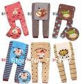 Bebé ocasional Pantalones Pantalón Niños Leotardos bebé girls leggings niños pant pantalones ropa de recién nacido