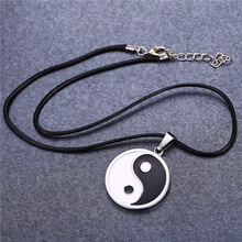 Anime Naruto necklace statement leather necklace for men-women cosplay accessories  fashion jewelry