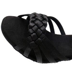 Image 2 - Yeni Latin dans ayakkabıları kadınlar kızlar bayanlar için balo salonu tango salsa profesyonel dans ayakkabıları kadınlar için dans ayakkabıları toptan
